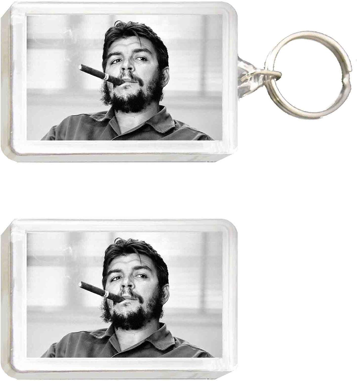 Portachiavi e magnete Che Guevara