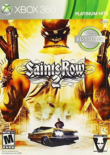 Saints Row 2 - Xbox 360 - Of Row Stores