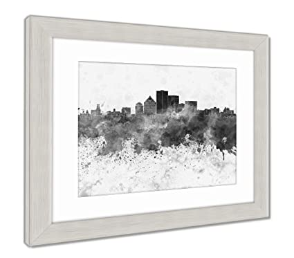 Amazon.com: Ashley Framed Prints Reproduction of Rochester Ny ...