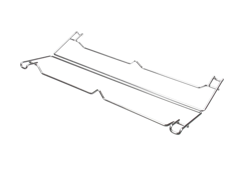 Intermetro C5-USLIDEPR-C 1 Pair Chrome Slides G11-032 W