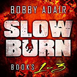 Slow Burn: Box Set 1-3