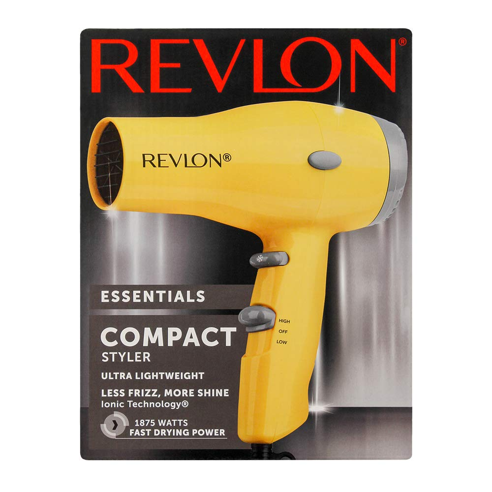 Revlon 1875W Compact and Lightweight Hair Dryer, Generation II by Revlon (Image #8)