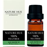 Nature Hue - Tea Tree Essential Oil 10 ml, 100% Pure Therapeutic Grade, Undiluted
