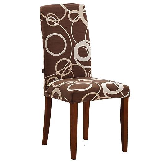75 opinioni per Joker Coprisedia vesti sedia millerighe elasticizzato 2 pezzi linea Cerchio L680