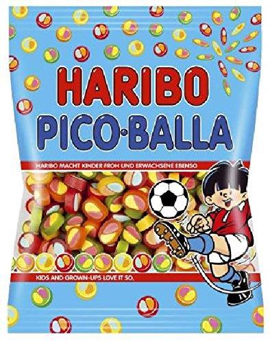 Fruchtgummi Pico Balla HARIBO 4713001 175g