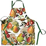 Michel Design Works Cotton Chef Apron, Golden Pear