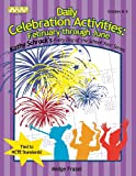 Daily Celebration Activities, Midge Frazel, 1586831070