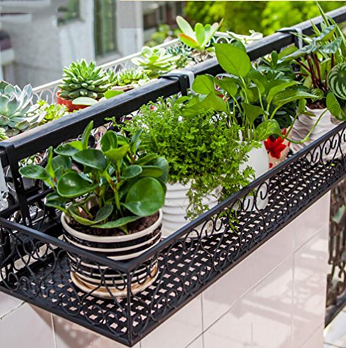 JIEJING Flower stand Plant stand Plant flower pot rack Displ