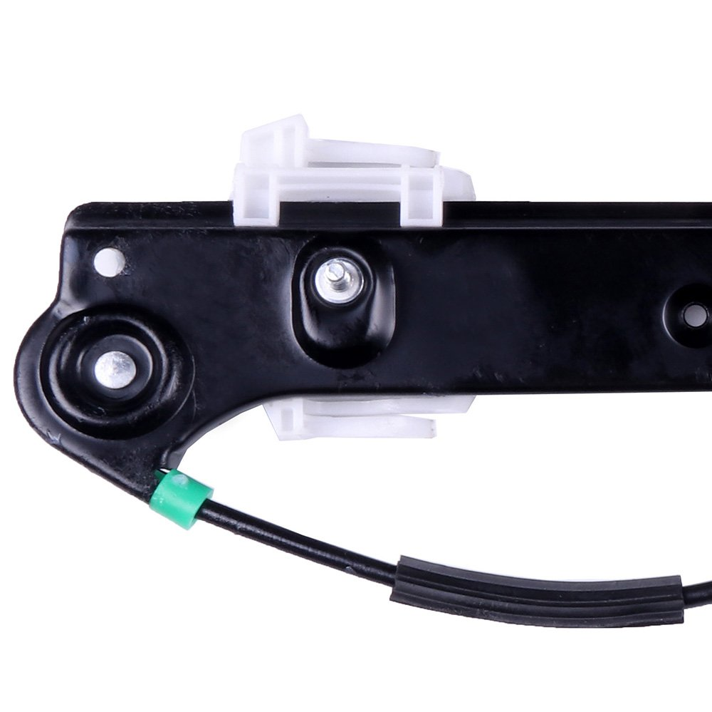 Power Window Regulators Rear Left Driver Side Replacement Parts for 2004-2010 BMW X3