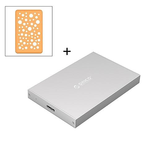 Aleación de Aluminio ORICO USB 3.0 A SATA III 2.5