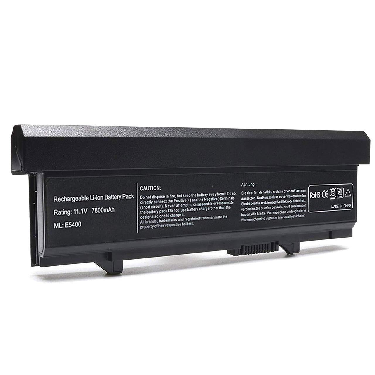 Bateria Dell Latitude E5400 E5410 E5500 Series P/N KM668 KM7