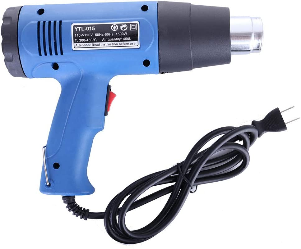 2000W Industrial Fast Heating Hot Air Gun High Quality Handheld Heat Blower L5H0