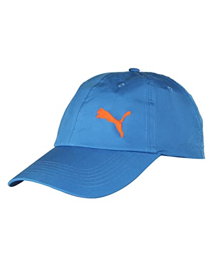 4a7bfef5 Puma Cap (Blue): Amazon.in: Sports, Fitness & Outdoors