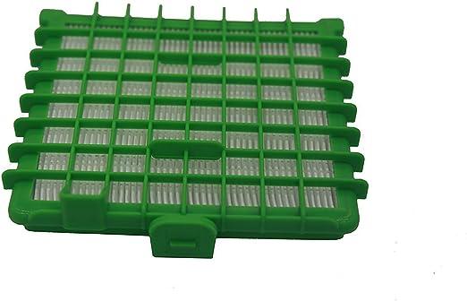 Green Label Filtro HEPA para Aspiradoras Rowenta Silence Force ...