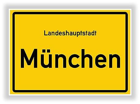 Lugar Cartel - München - Principal Ciudad - País Principal ...