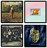 Allman Brothers Collectible Coaster Gift Set