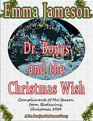 book cover of dr bones and the christmas wish
