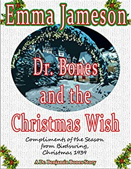Dr. Bones and the Christmas Wish (Magic of Cornwall  Book 1) by [Jameson, Emma]