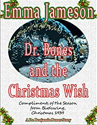 Dr. Bones and the Christmas Wish (Magic of Cornwall  Book 1)