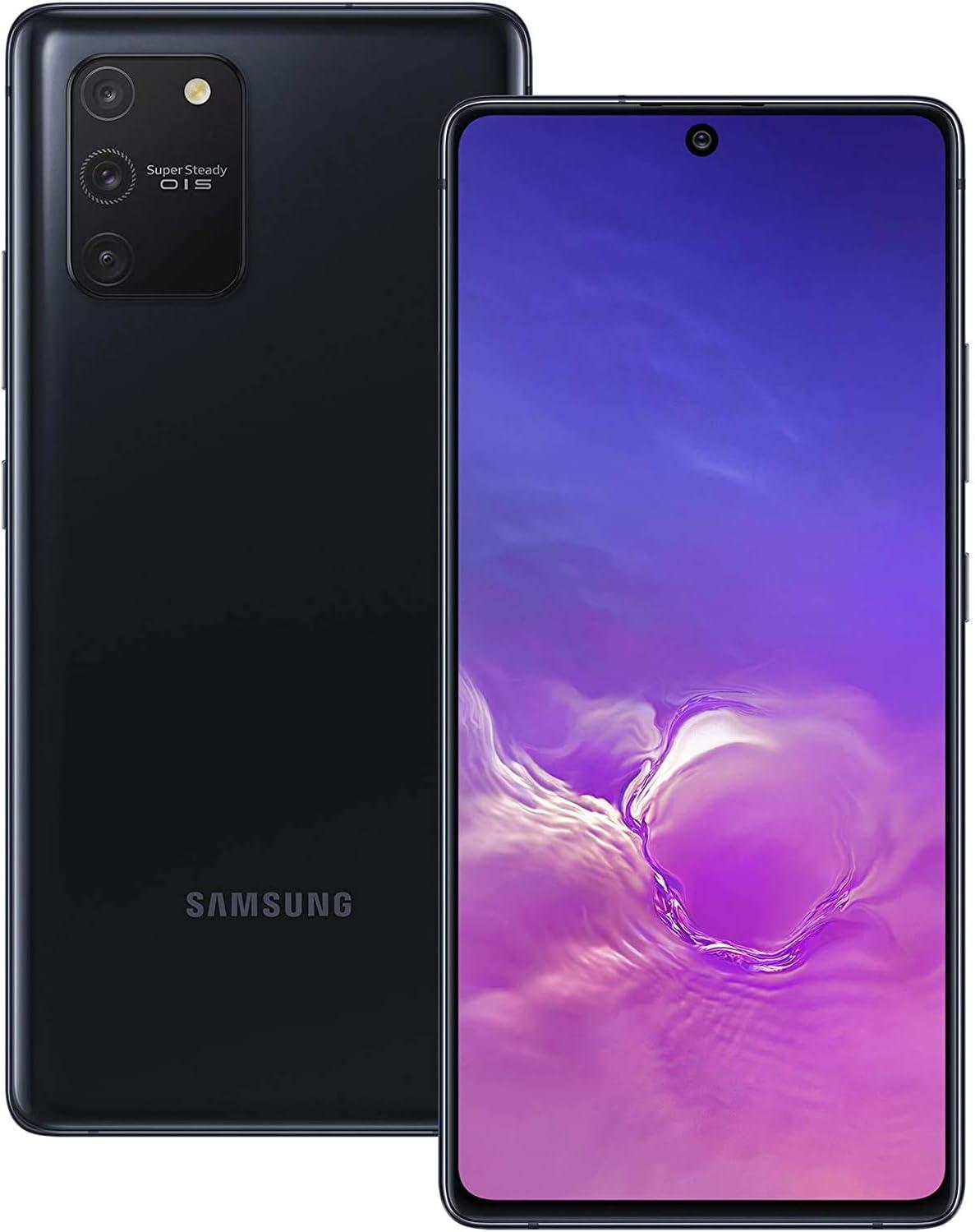 Samsung Galaxy S10 Lite - Smartphone 8GB, 128GB, Prism Black: Amazon.es: Electrónica