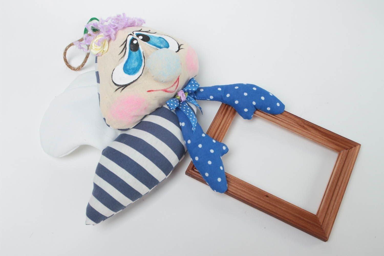 Marco para fotos hecho a mano con juguete de peluche decoracion de casa: Amazon.es: Hogar