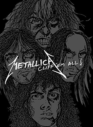 DVD : Metallica - Cliff Em All (Amaray Case)