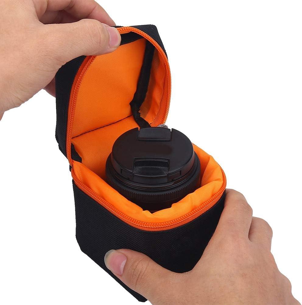 MAGT Objektivtasche gepolsterte Dicke Kameraobjektivtasche Sto/ßfeste Schutzh/ülle f/ür DSLR-Kameraobjektive