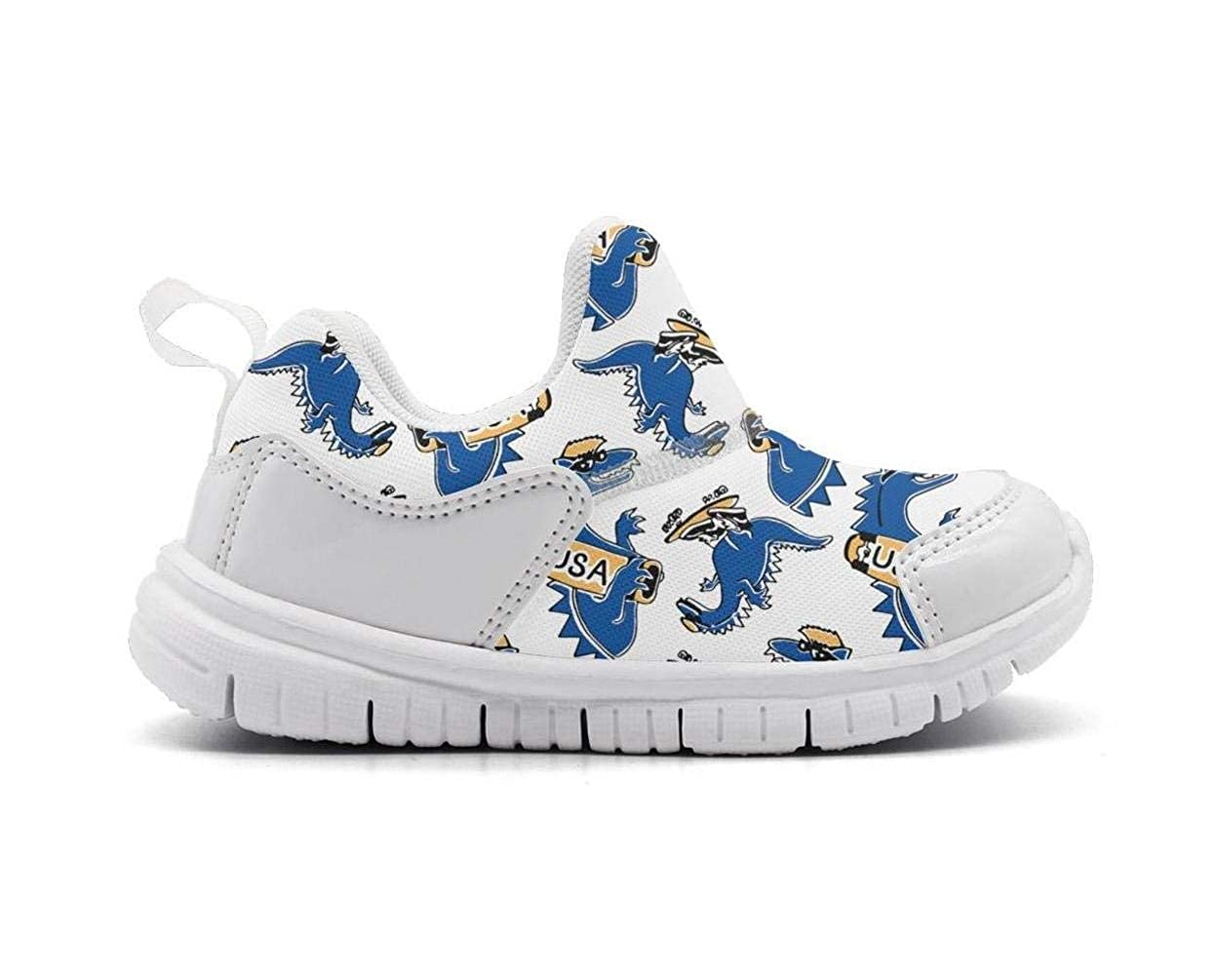 Girls dinosaur new york van/ï/¼osaur blue usa Fashion Breathable Mesh Walking Casual Shoes