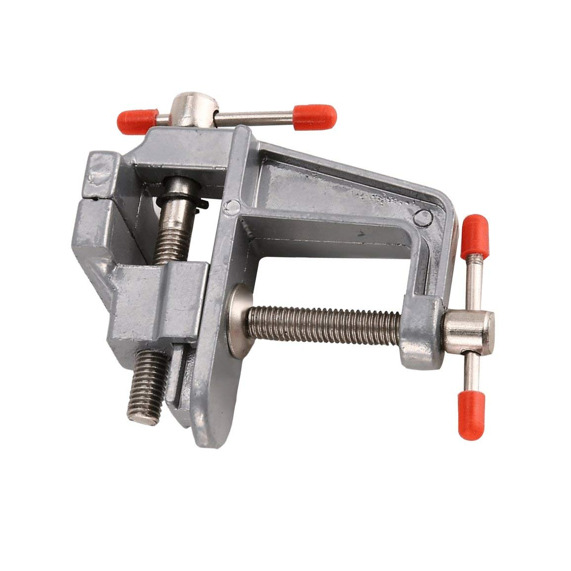 Diy Table Vice Miniature Vise Small Jewelers Hobby Clamp On Bench