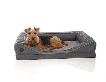 Pets&Partner® Cama ortopédica para Perros, de Espuma de ...