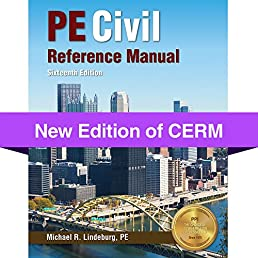 pe civil reference manual michael r lindeburg pe 9781591265702 rh amazon com Charles Lindbergh Mistresses Lindbergh Kidnapping Ladder