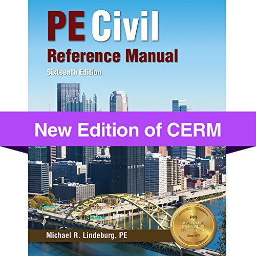 Top 9 best civil engineering reference manual 2019