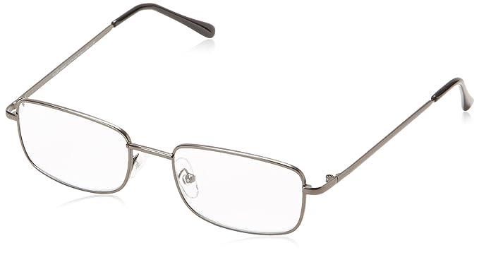 3017255167 Amazon.com  Foster Grant Men s Jacob Oval Reading Glasses