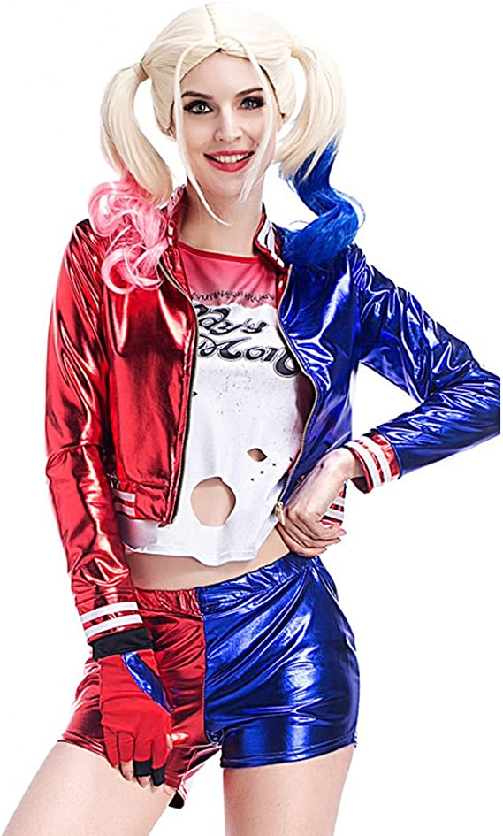 Suicide Squad Harley Quinn Deluxe Adult Costume