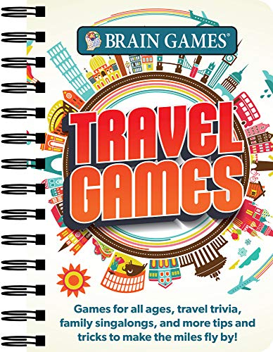 Brain Games Mini - Travel Games