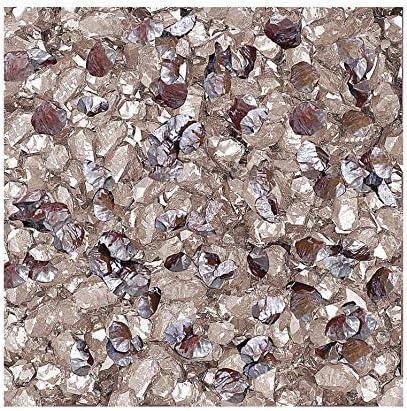 Micron Range 180 to 325 Nominal Dia Blastline M-5 Glass Beads//Aluminum Oxide Mix Blast Media 50 LBS