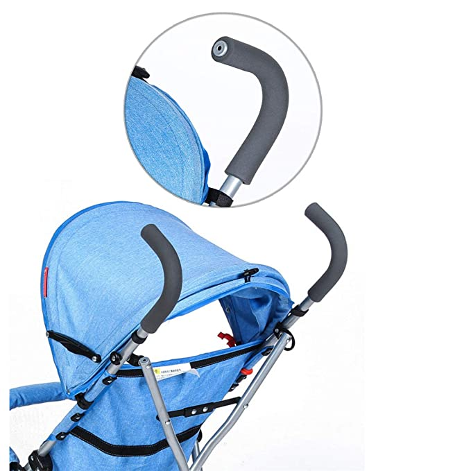 Baby Stroller Grip Cover Handle Bar Covers Pushchair Pram Buggy Accessory YW