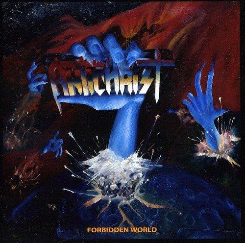 Antichrist: Forbidden World (Audio CD)