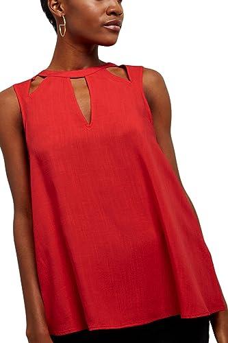 El Verano Sin Mangas Blusa Holgada Camisa Verano Top Para Las Mujeres Mas Del Tamaño