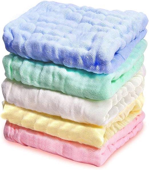 Sweetheart -LMM Manta de algodón para bebé súper Suave, 30 x 30 cm ...