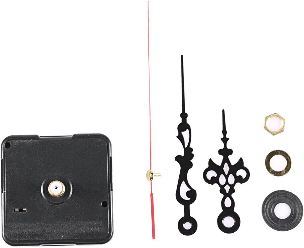 New Replacement Quartz Clock replacement Movement time Hands for DIY Repair