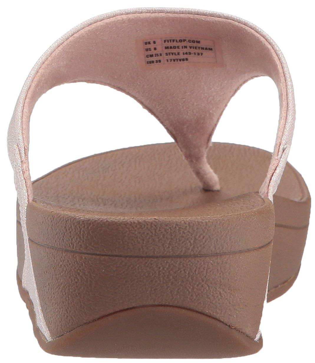 0d9ec9dbe4070f fitflop Women s Lulu Lizard-Print Flip Flops Sandal  Amazon.ca  Shoes    Handbags