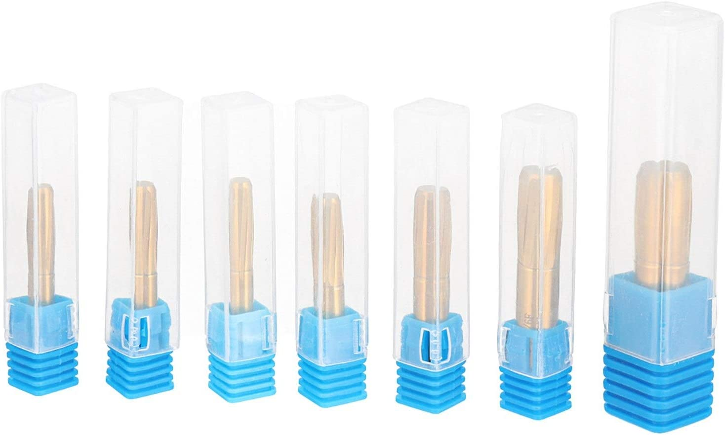 Very Easy to use 6 Flutes Spiral Reamer 5.5-11.43mm Push Button Chamber Helical Machine Tools Accessories Machine Reamer Strong and Sturdy (Color : 9.0mm) 9.0mm