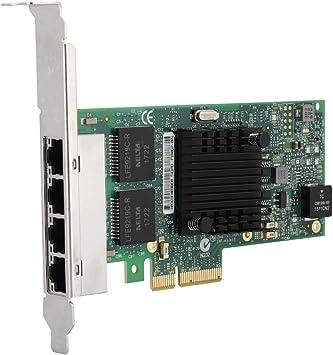 Amazon.com: ASHATA - Tarjeta de red Gigabit PCIE para ...