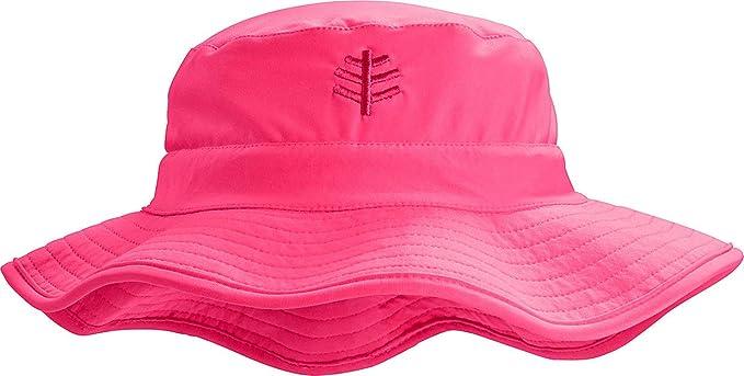 Amazon.com  Coolibar UPF 50+ Kids  Surfs Up Bucket Hat - Sun ... f307fcbfbf13