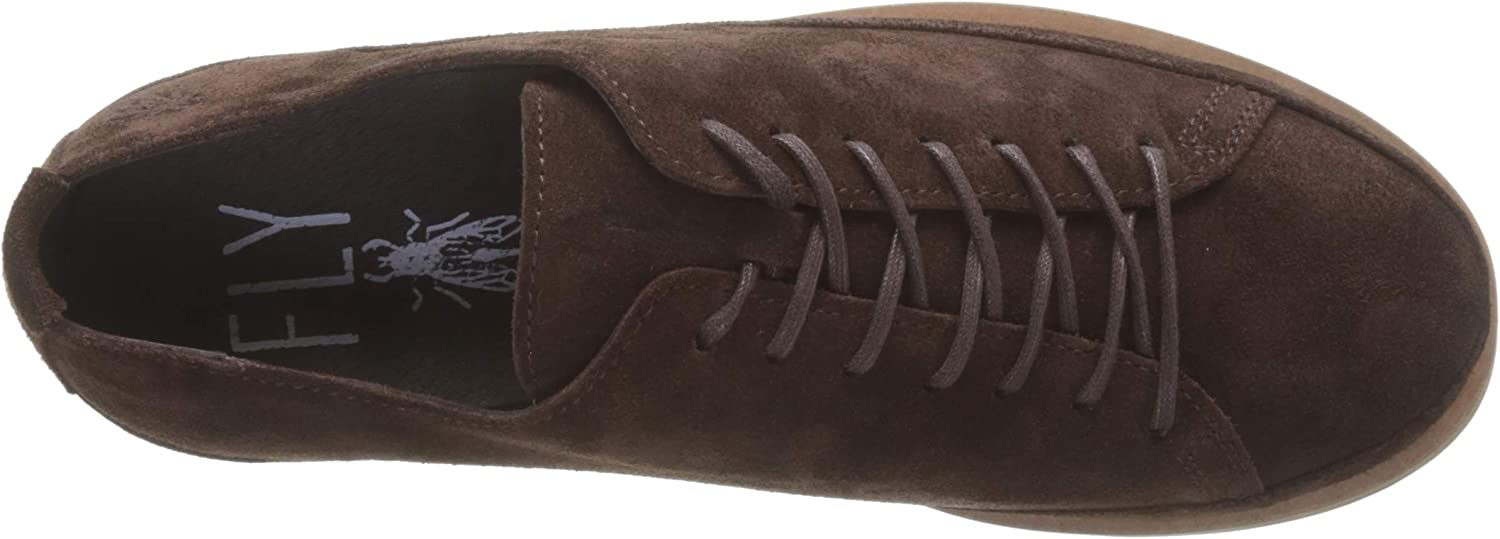 Fly London Jolm691fly Sneakers voor heren Brown Expresso 006