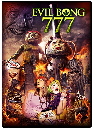 Evil Bong 777 DVD by Full Moon Features