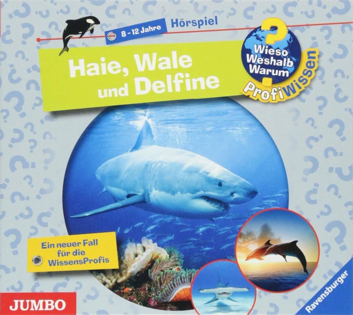 Wieso  Weshalb  Warum  ProfiWissen. Haie Wale Und Delfine