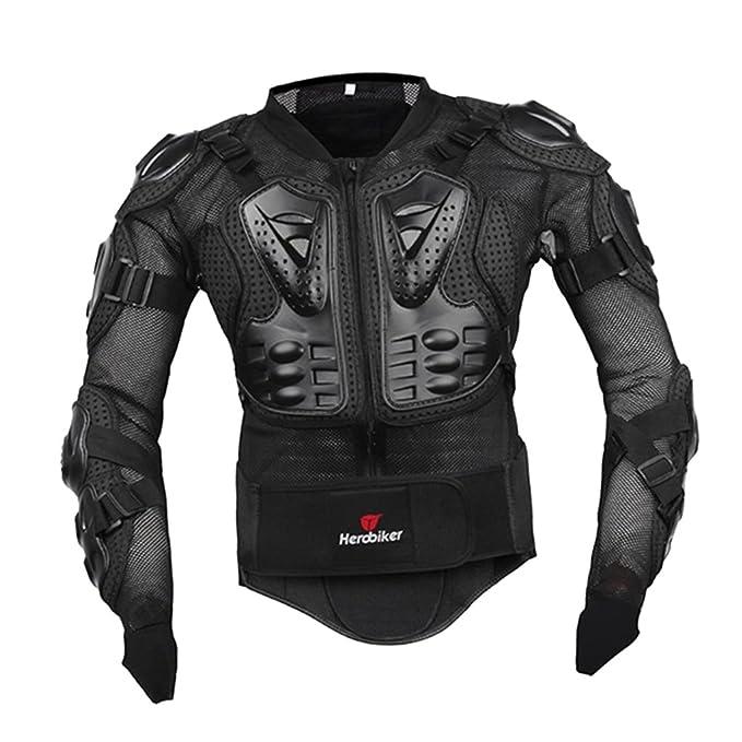 Amazon.com: Baoblaze HEROBIKER Ventilated Motorcross Racing ...