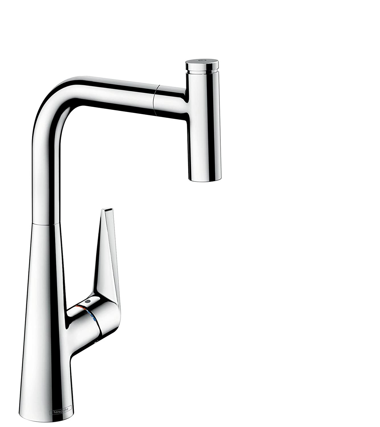 Amazon.com: Hansgrohe Talis Select S 300 With Pull-Out Spout Chrome ...
